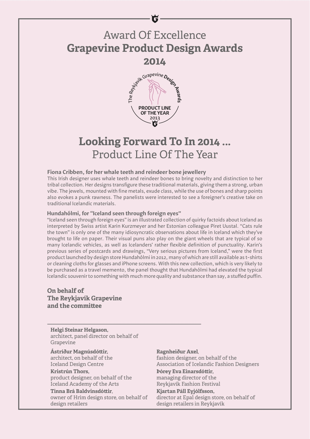 Looking Forward To In 2014 - Category Product Line Of The Year.jpg